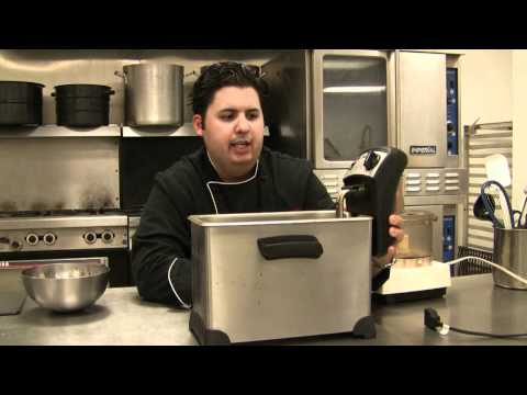 How To Choose The Right Deep Fryer And What Oil To Use With Chef Cris