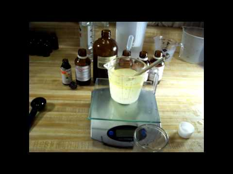 How to make Homemade Perfume with Vodka & Essential Oil