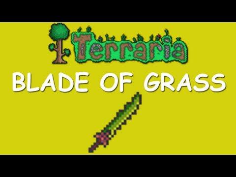 Terraria - Blade of Grass