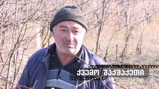 """""""დია""""-ს მიკროფონთან -  სოფელი ქვემო შაქშაქეთი 29.11.2019"""