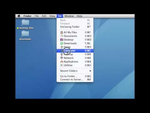 How To Access Your Personal Hidden Library Folder In Apple OS X Mavericks