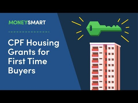CPF Housing Grant Guide 2018 - 4 Grants for Buying a HDB Flat