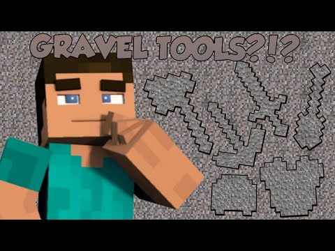 Why Gravel Tools Don't Exist - Minecraft