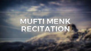 Mufti Ismail Menk Recitation | Surah Al-A