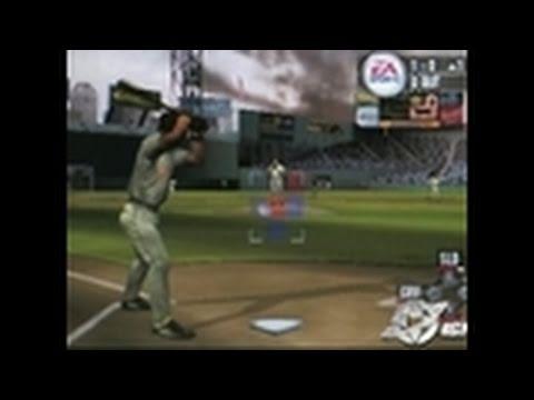 MVP Baseball Sony PSP Gameplay - EAs MVP