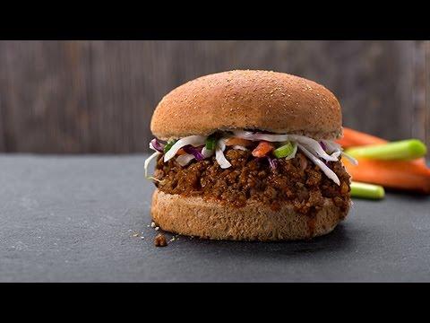 Sloppy Joe Sandwich Recipe