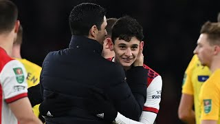 """DG X CHARLIE PATINO: """" PLAYING FOR ARSENAL FILLS ME WITH PRIDE & I AM LOVING EVERY SECOND OF IT !"""""""