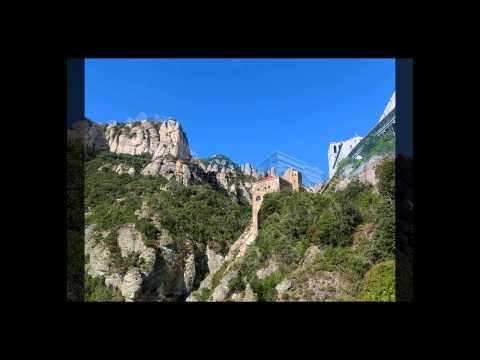 Montserrat and Barcelona (Day 2)