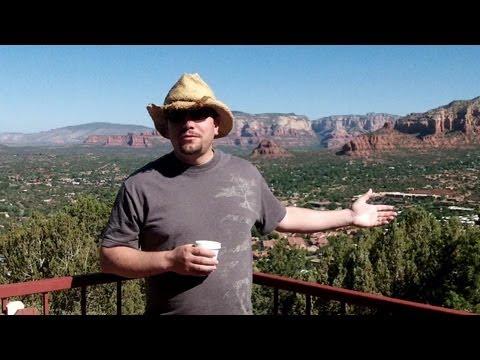 UTH Goes Through Sedona, Arizona