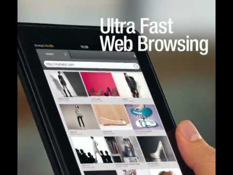 Kindle Fire - Official Amazon Kindle Fire Video More than a Tablet