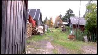 Vanishing Russian villages