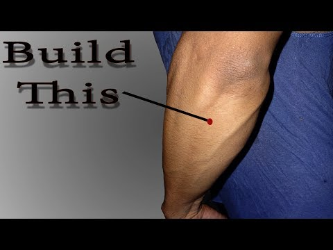 One Exercise To Get Bigger Forearms & Wrist