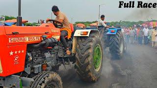 Swaraj 855 vs sonalika 750 tractor tochan