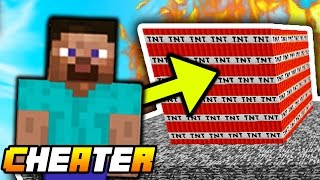 CHEATING FACTION TRIED TO RAID US?! (Minecraft Ice Factions #27)