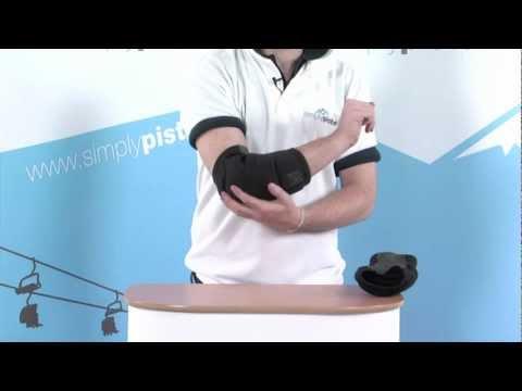Protec IPS Elbow Pads - Woodland Camo - www.simplypiste.com