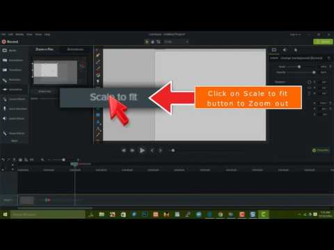 How to use Zoom and Pan in Camtasia 9