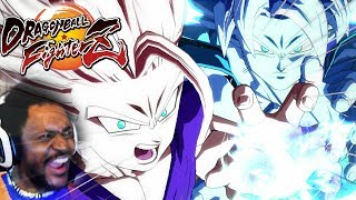 DRAGON BALL FIGHTERZ IS THE MOST HYPE FIGHTING GAME I'VE PLAYED | Dragon Ball FighterZ Gameplay