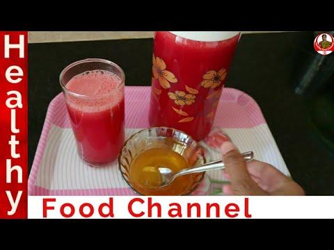 How to make watermelon juice | watermelon juice in tamil | watermelon juice