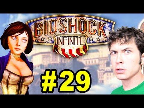 BioShock Infinite - ZEPPELIN OWNAGE - Part 29