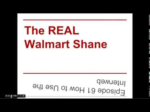 The Real Walmart Shane Video Ep  61 Surfing with Shane