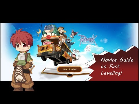 Ragnarok Online Philippines 2017 | Fast Leveling Guide! Level 19 in 30 minutes!