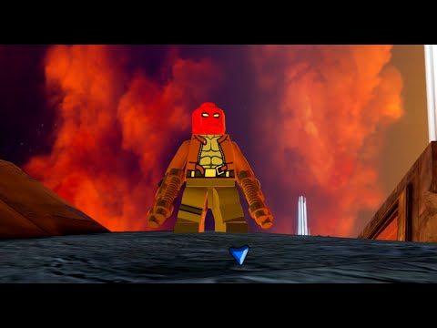 LEGO Batman 3: Beyond Gotham - Red Hood Gameplay and Unlock Location