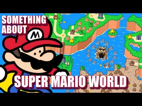 Xxx Mp4 Something About Super Mario World ANIMATED Loud Sound Warning 🍄 3gp Sex