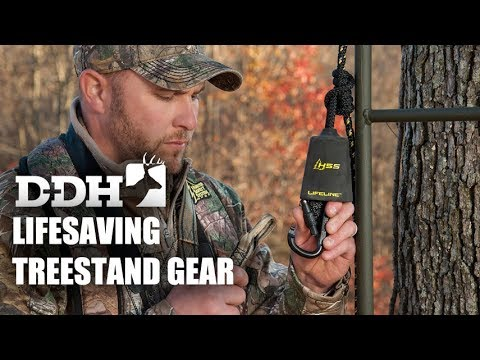 Lifesaving Treestand Gear: Hunter Safety System LifeLine