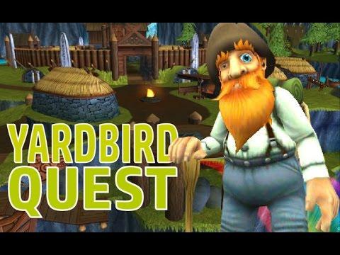 Wizard101 - All Yardbird Locations!