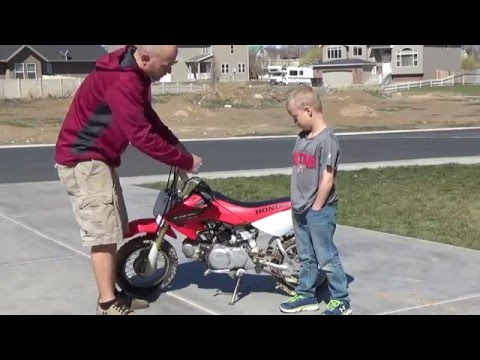 Dirt Bike Operation: Objective 2--Understanding and Shifting to Neutral