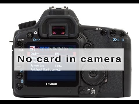 Fixing SD Card Slot on Canon EOS 550D / Rebel T2i (no card in camera issue)