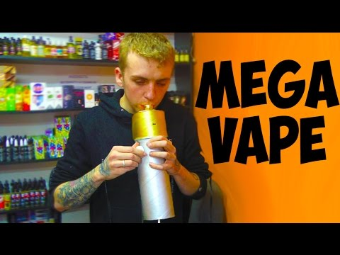 How to make MEGA VAPE
