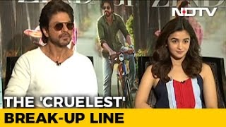 Shah Rukh And Alia Bhatt Say This Is The