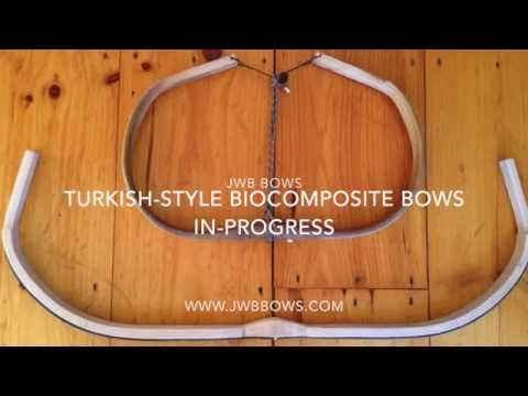 2014-2015 Turkish-style Composite Bows