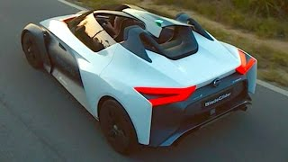 Nissan BladeGlider Review 2017 Nissan GTR Future Electric Car Review Nissan Electric 2017 CARJAM TV