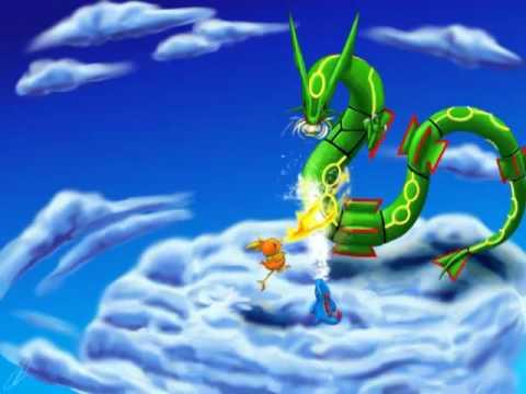 8-Bit PMD Blue Rescue- The Final Battle! VS Rayquaza! (Remix)