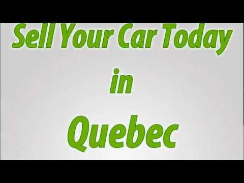 Sell A Car in Quebec