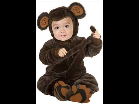 Infant Monkey Halloween Costume Review | Cheap Infant Monkey Halloween Costume