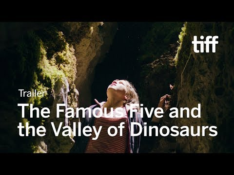 THE FAMOUS FIVE AND THE VALLEY OF DINOSAURS Trailer | TIFF Kids 2018