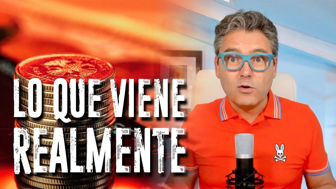 LA GRAVE SITUACIÓN ECONÓMICA Y (ALGUNAS) SOLUCIONES - Vlog de Marc Vidal