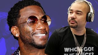 DJ Envy Responds To Gucci Mane Saying He'd Slap Him When He Sees Him Over Angela Yee Beef!  FERRO