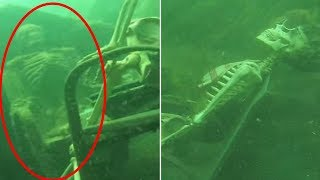 5 Mysterious Things Found Underwater NEED To Be Explained...