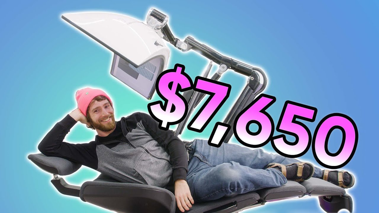 The GOD-TIER Computer Chair