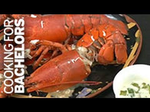 Lobsternomics by Cooking for Bachelors® TV