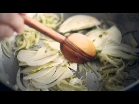 Rigatoni al Pesto