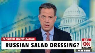 CNN Investigates Russian Salad Dressing