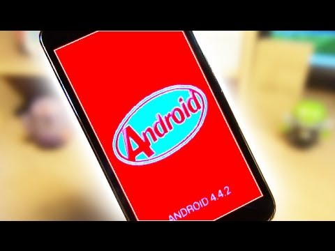 Samsung Galaxy S5 Unroot / Flash Android KitKat 4.4.2