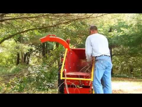 Jinma wood chipper review