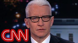 Anderson Cooper: Trump fails to