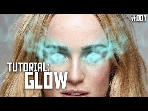 Glowing Effect - Photoshop Tutorial